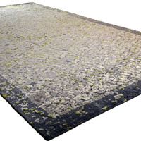 The Empty Space, 2016Handknotted Carpet  5,00 x 2,80 cm