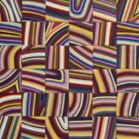 Untitled, 2011120 x 120 cm, 36 pieces / 20 x 20 cm