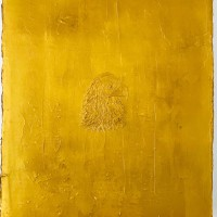 Gold, 42 x 38 cm, oil on canvas (privat collection)