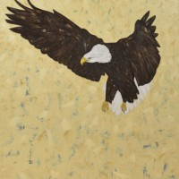 Herr der Lüfte I, 192 x 152cm, oil on canvas, 2019