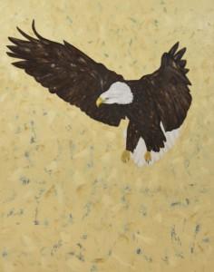 Herr der Lüfte I, 192 x 152cm, oil on canvas