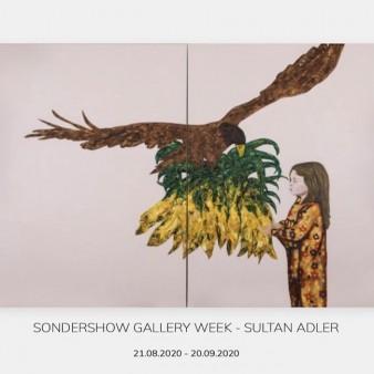 SultanAdler-Sondershow-GalleryweekBerlin-2020
