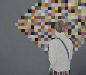 Ohne Titel, 2013Öl auf Leinwand, 130 x 150 cm