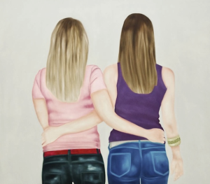 Ohne Titel, 2009Öl auf Leinwand, 130 x 150 cm