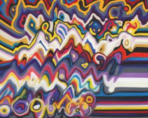 Ohne Titel, 2011Öl auf Leinwand, 80 x 100 cm,(privat collection)