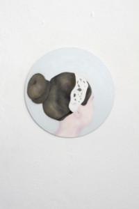 Ohne Titel, 2011Öl auf Leinwand, 40 x 40 cm