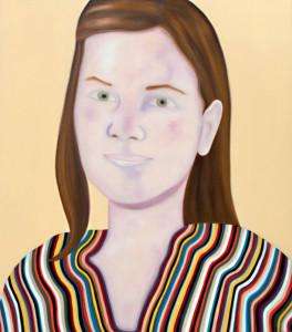 Ohne Titel, 2011Öl auf Leinwand, 150 x 120 cm  (privat collection)