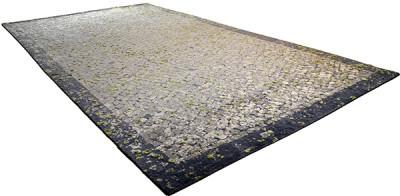 Die leere Fläche, 2016Teppich  Handgeknüpft    5,00 x 2,80 cm