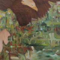 2018Oil on Canvas, 175 x 175 cm