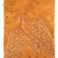 Altin Kartal IIII, 42 x 32 cm, oil on canvas