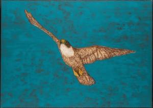 Sahin II,175 x 125 cm, oil on canvas