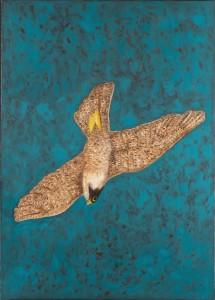 Sahin I,175 x 125 cm, oil on canvas
